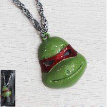 Teenage Mutant Ninja Turtles necklace