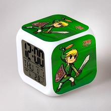 The Legend of Zelda clock