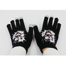 Tokyo ghoul cotton gloves
