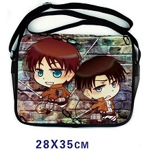 Attack on Titan satchel shoulder bag