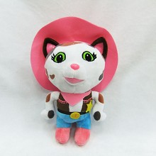 8inches plush doll