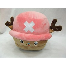 One Piece chopper big plush slipper(price for one)