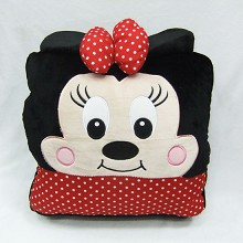 Mickey warm hand pillow