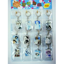 Yosuga no sora key chain set(12pcs a set)