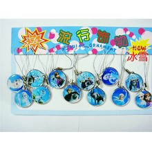 Frozen phone straps set(12pcs a set)
