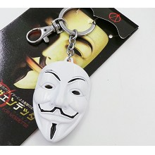 V for Vendetta key chain