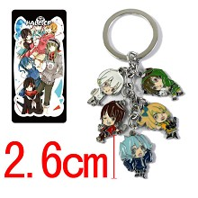 Kagerou Project key chain