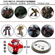 Transformers pins brooches set(8pcs a set)X208