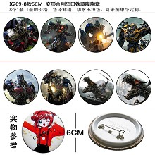 Transformers pins brooches set(8pcs a set)X209