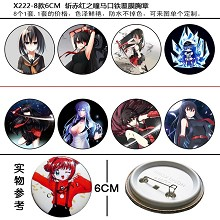 Akame ga KILL! pins brooches set(8pcs a set)X222
