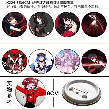 Akame ga KILL! pins brooches set(8pcs a set)X224