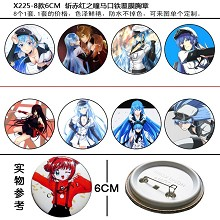 Akame ga KILL! pins brooches set(8pcs a set)X225