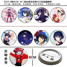 Chuunibyou demo koi ga shitai pins brooches set(8pcs a set)X227