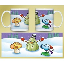 Plants vs Zombies cup mug BZ980