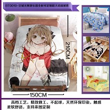 Amagi Brilliant Park blanket quilt sheet