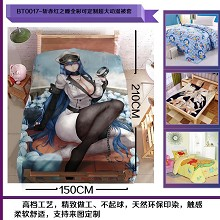 Akame ga KILL! blanket quilt sheet