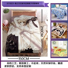 Yosuga no Sora blanket quilt sheet