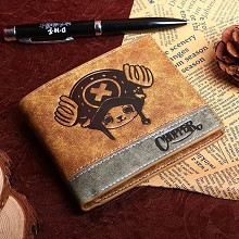 One Piece Chopper wallet