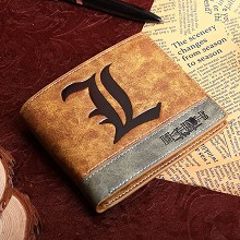 Death Note wallet