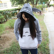 TOTORO thick hoodie