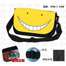 Assassination Classroom nylon backpack bag