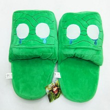 Amumu plush slippers a pair