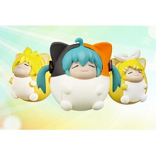 Hatsune Miku figures set(3pc a set)