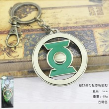 Green Lantern key chain
