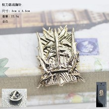 Game of Thrones pin