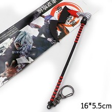 Tokyo ghoul cos weapon key chain 16CM
