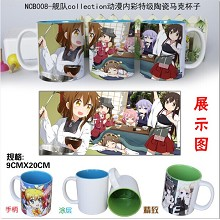 Collection cup