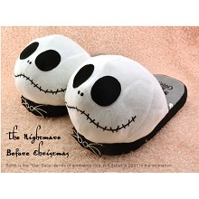 The Nightmare Before Christmas plush slippers a pa...