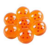 Dragon Ball big stars set(7pcs a set) 7CM