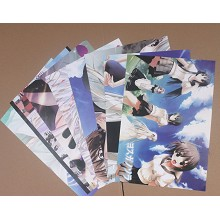 Yosuga no Sora posters(8pcs a set)