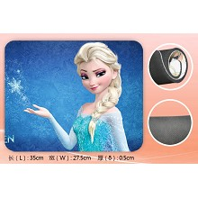 Frozen big mouse pad