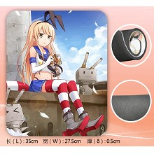 Collection big mouse pad