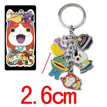 Youkai Watch key chain