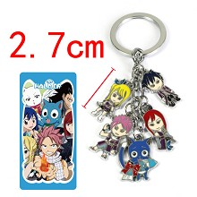Fairy Tail key chain