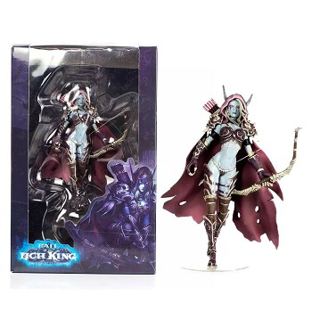 World of warcraft lady salyvan Figure
