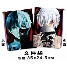 Tokyo ghoul documents bag