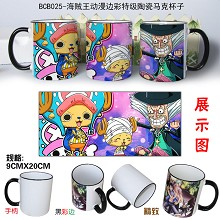One Piece ceramic mug cup BCB025