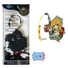 Sword Art Online phone dust plug/Pluggy