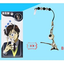 Parasyte phone dust plug/Pluggy