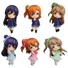GSC Love Live! figures set(7pcs a set)