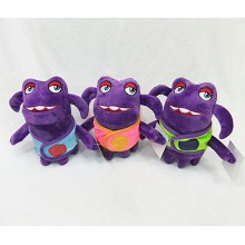 8inches Aliens Drive Me Crazy plush dolls set(3pcs a set)