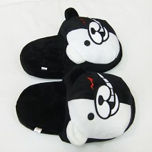 Dangan Ronpa plush slippers a pair
