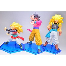 Dragon Ball figures set(3pcs a set)