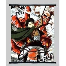 Attack on Titan wall scroll BH2188
