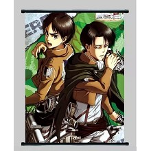 Attack on Titan wall scroll BH2190
