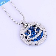 The Zodiac Cancer necklace